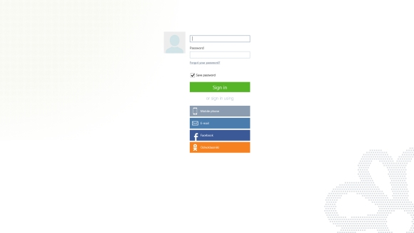 icq login windows 8